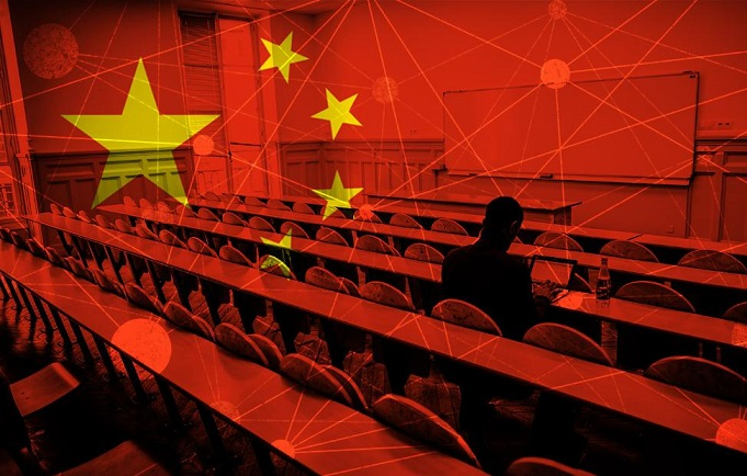 US Intelligence Suspects China Using Students For Spying