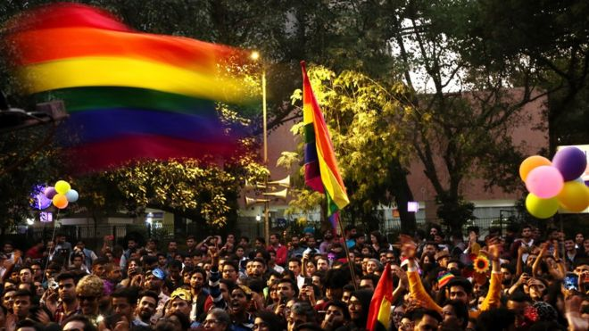 Ruling On Gay Sex Restores India's Ancient Legacy, Experts Say