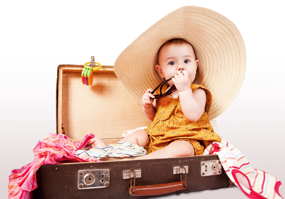 Tips for baby care while traveling