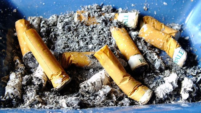 Hawaii Planning To Ban Cigarettes