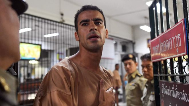 Soccer Player Hakeem al-Araibi Freed From Thai Jail