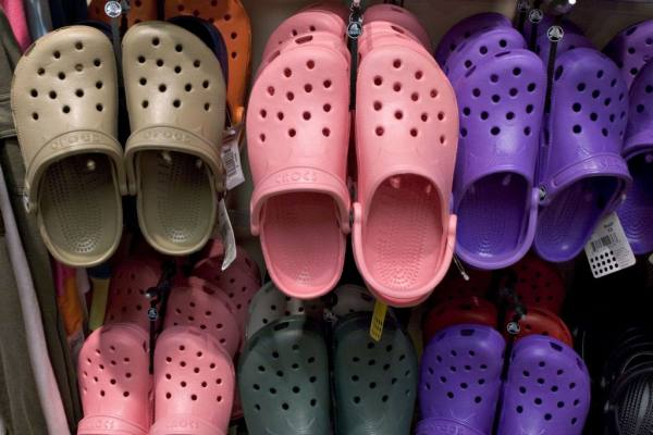 Why I believe crocs are the most ridiculous fashion trend of this century?