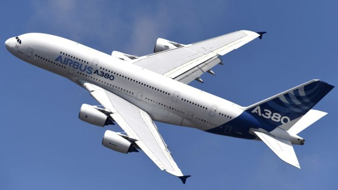 Airbus Scrapping Iconic Superjumbo A380