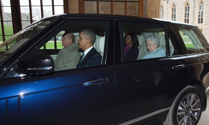 Why Would Royalty Drive When Chauffeurs Are On Call?
