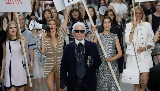 Top Fashion Designer Karl Lagerfeld Dead At 85