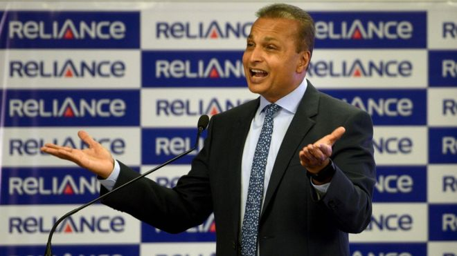 Billionaire Anil Ambani Faces Jail Over Payment To Ericsson