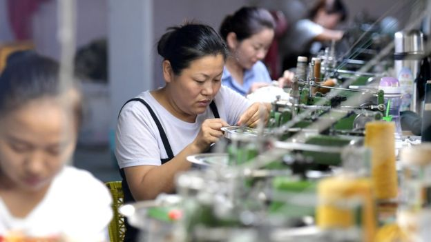 Slowing Growth Of China Economy Sparks Global Concerns
