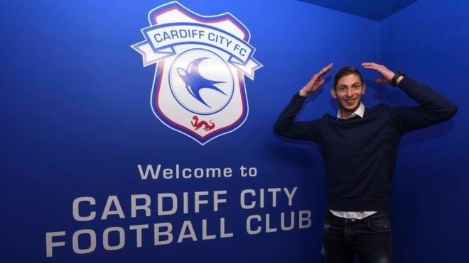 Footballer Emiliano Sala Presumed Dead After Plane Vanished