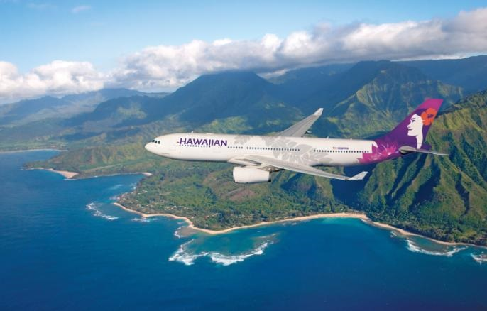 Hawaiian Airlines Plane Diverted After Crew Member Dies