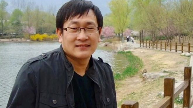 Top Human Rights Lawyer Jailed In China