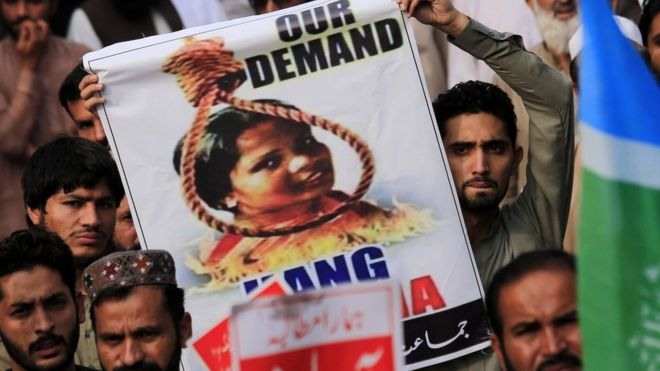 Pakistan Supreme Court Upholds Own Decision To Free Asia Bibi