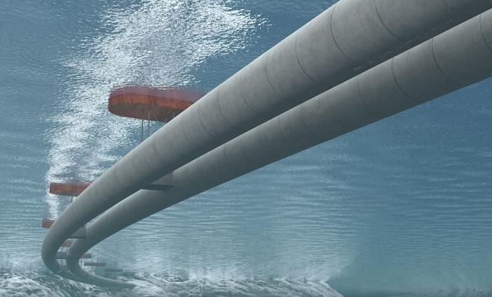 Norway Plans Floating Tunnel To Ease Transport